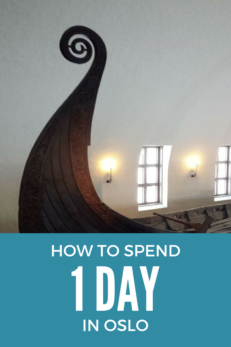 How To Spend 1 Day In Oslo