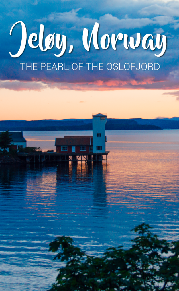 Jeløy, Norway - The Pearl of the Oslofjord