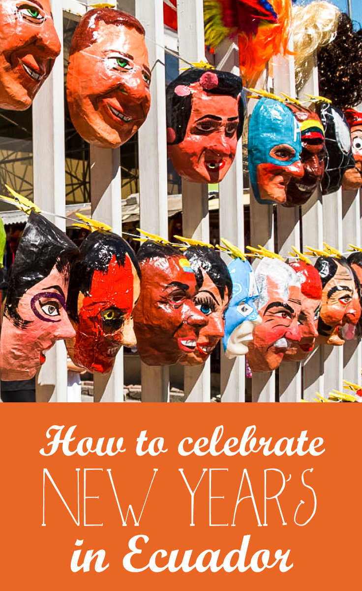 Año Viejo - Why You Should Celebrate New Years In Ecuador